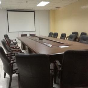 呼叫中心外包呼叫职场展示会议室